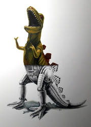 Imperial Stego-Rex