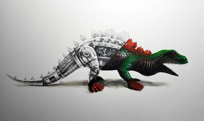 M.I.C. Stegosaurus