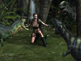 Predators and prey by Snake-fan-Solid