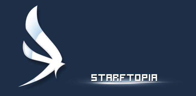 Starftopia Logo by Starfy