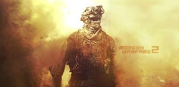 Call of Duty Modern Warfare 2 by Starfy