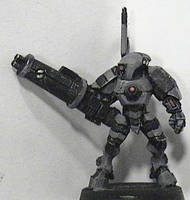 Tau XV15 Stealth Suit by anonamouse12