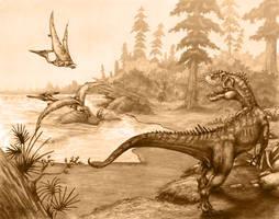 Colorado: Late Jurassic by she1badelf