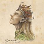 Thranduil, Elvenking of Mirkwood
