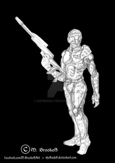 Armor Concept: Pangaea 2151 by she1badelf