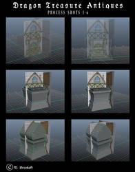 Dragon Treasure Antiques - Process 1