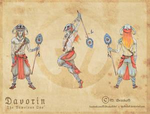 Davorin, The Nameless One