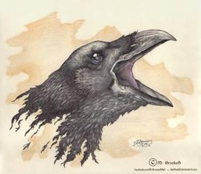 Mystic Raven
