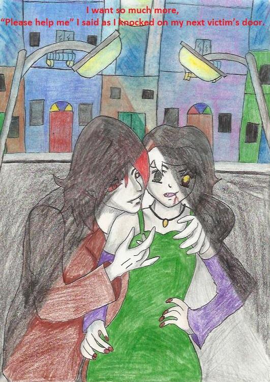 A Murder's Wish by Pagan-Moon-Dreamer