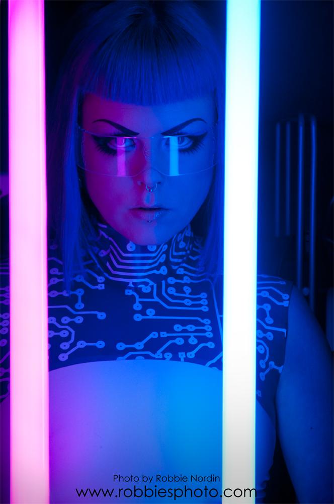 Cyber Ritual 004 by FuchsiaG
