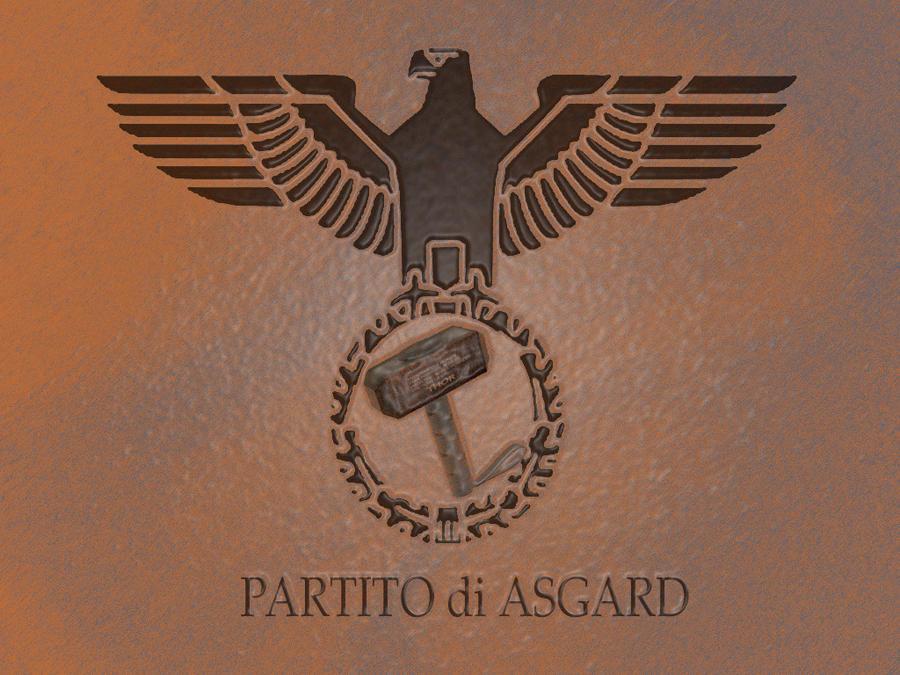 ASGARD PARTY by HurricanePolymar