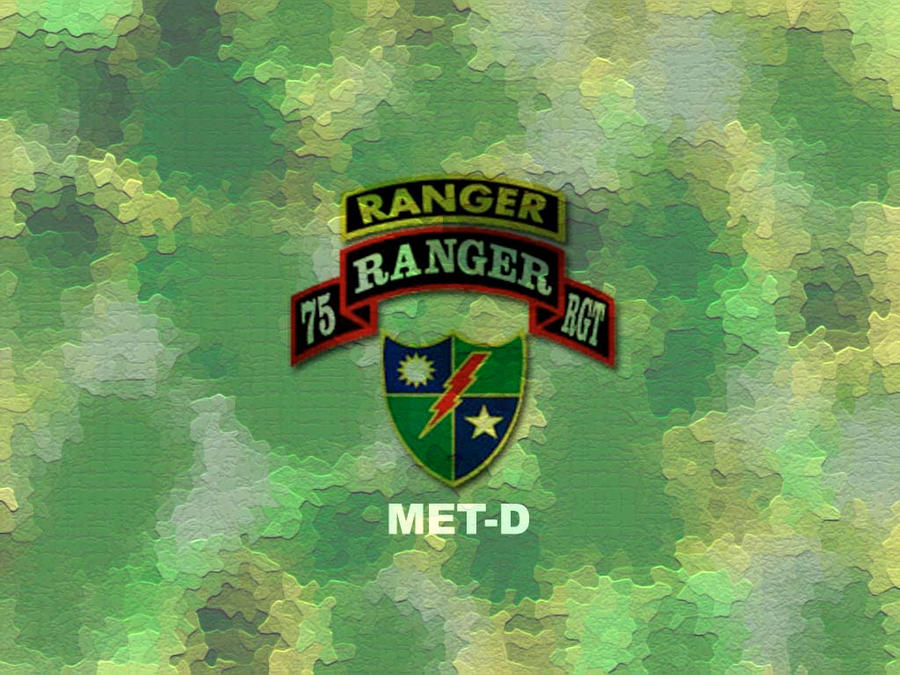 US ARMY WALLPAPER RANGER By HurricanePolymar