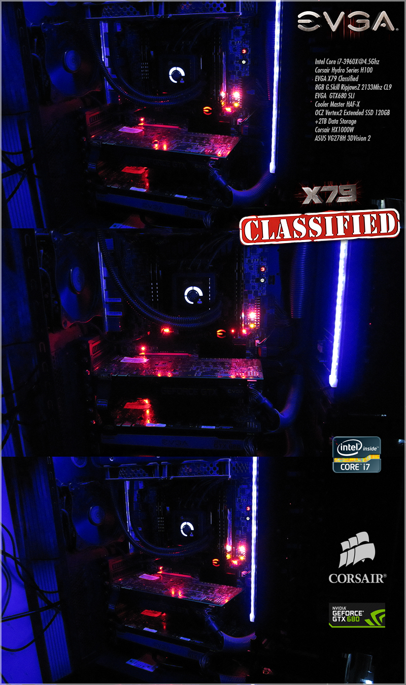 X79 Classified X RiG by AndreTM
