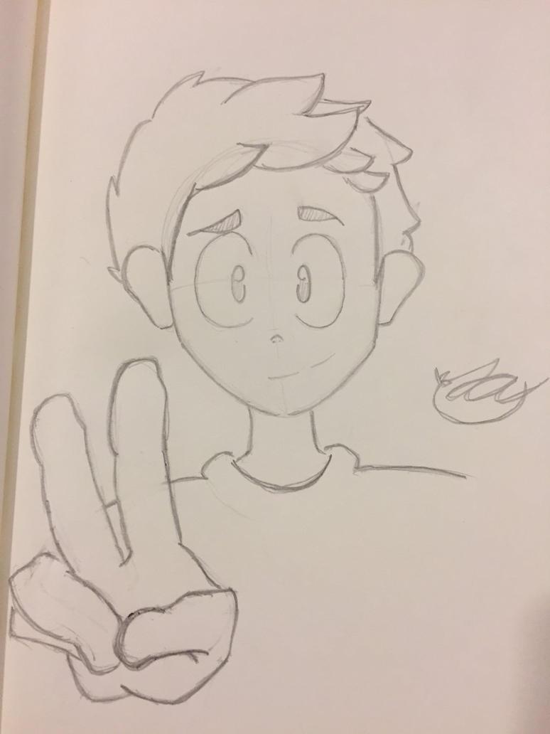 OC character Tim by SmileyJackSparrow691