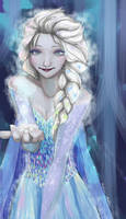 Elsa ~ Frozen