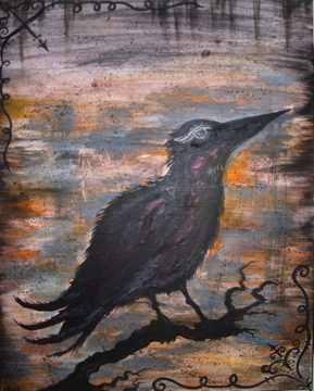 Big Olde Crow by makeupandmayhem