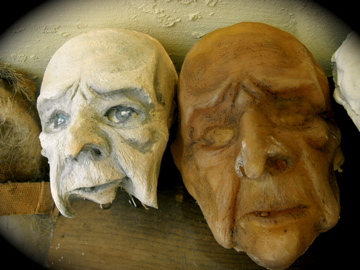 Hag Heads by makeupandmayhem
