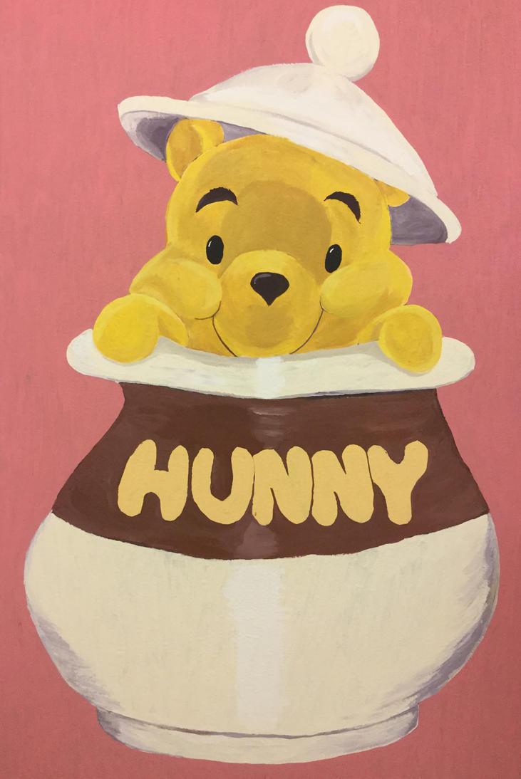 Honey Pot by ranchlamb