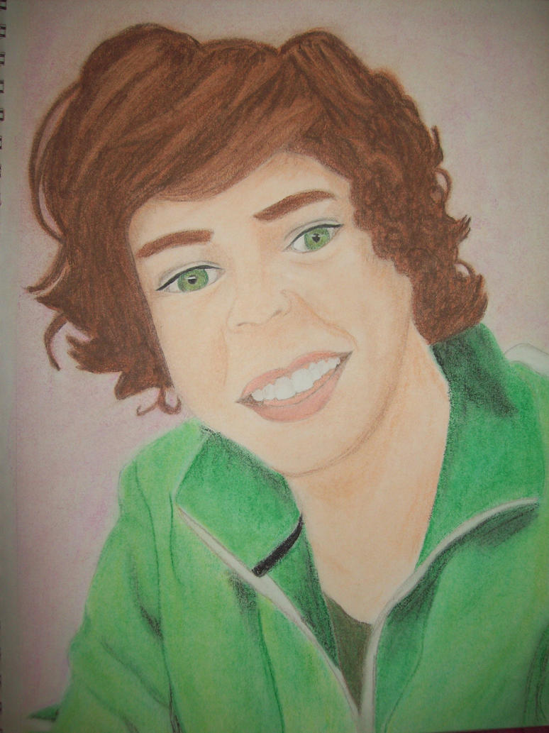 Harry Styles' Smile by balletpink100 on DeviantArt
