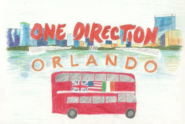 One Direction is set to take over the Universal Orlando ® Resort this coming Monday, when they perform live for both NBC's