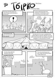 THE CIRCUS en by markador
