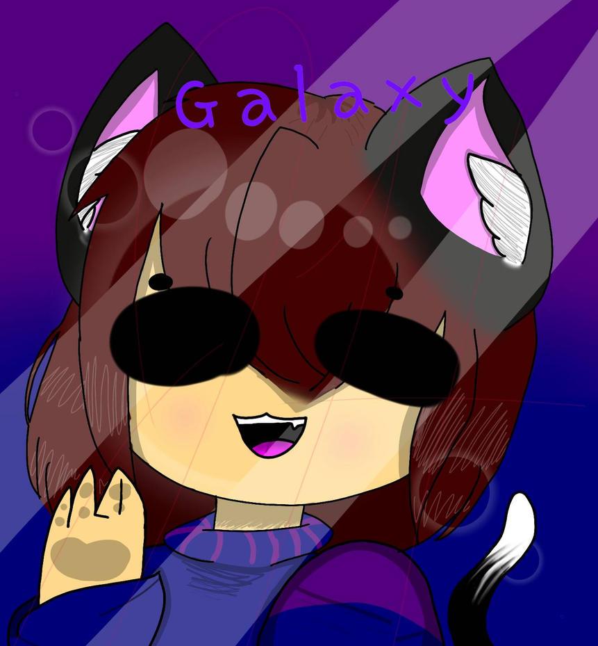 fan art for Galaxy Crown! by animeasriel2321