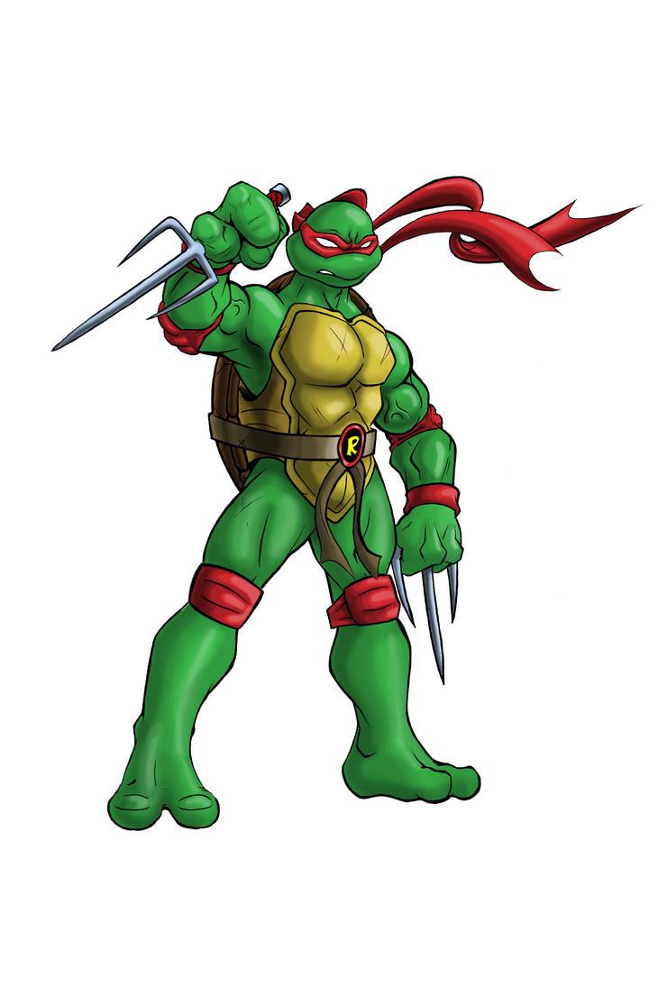 Raphael by Marc-El