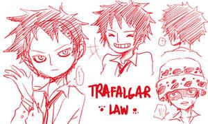 shota Trafalgar Law