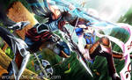 League of Legends Pre-Season 3 Digi-Art Entry
