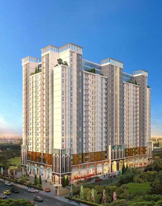 Ciputat resort apartemen by agenseotangerang