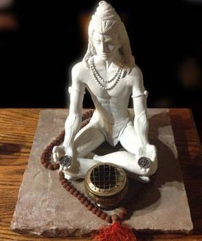 Lord Shiva Sculpt