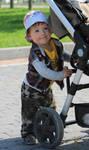 the child by SkyDarko
