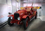 fire car by SkyDarko