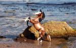 Dance Poseidon by SkyDarko
