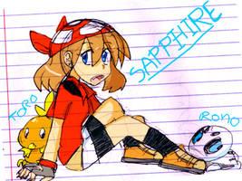 _Sapp, Toro, and Rono_ by Umbra-Flower