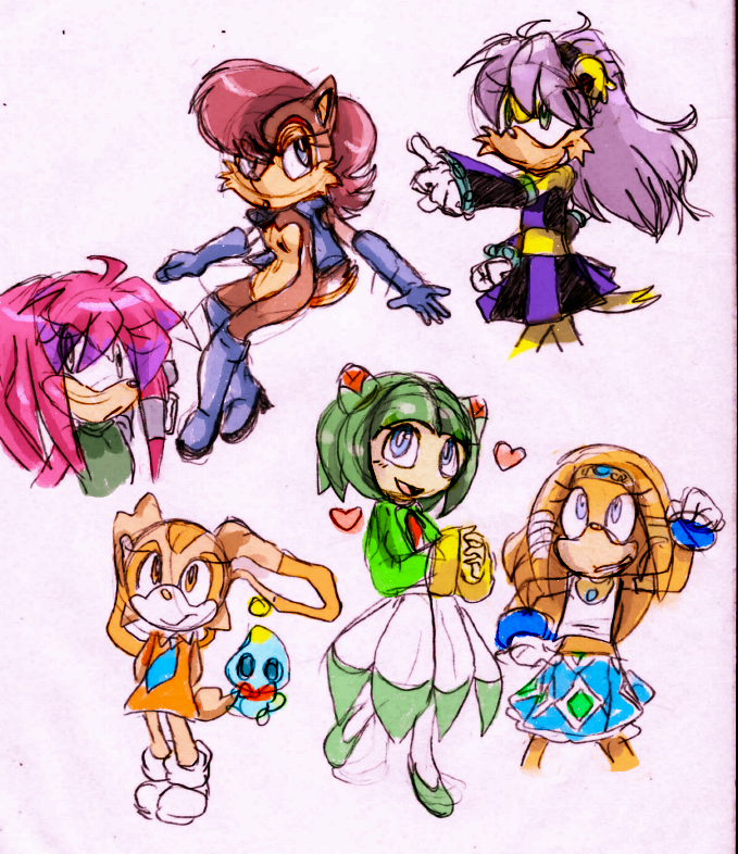 _SG Doodles_ by Umbra-Flower