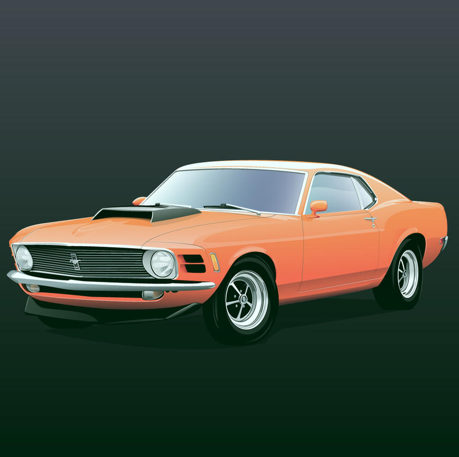 Ford Mustang by Fresco24