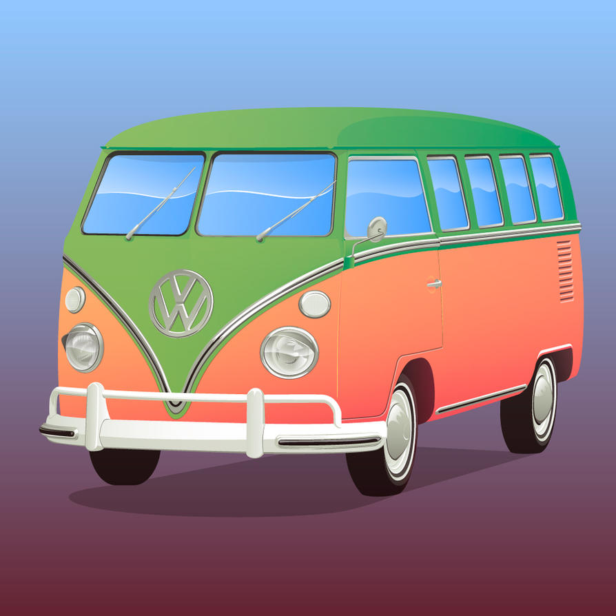 Volkswagen by Fresco24