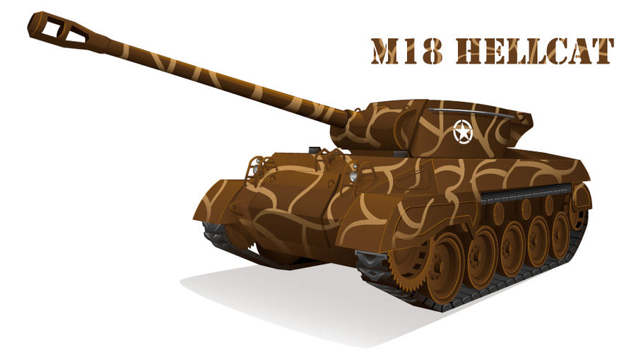 M18 Hellcat by Fresco24