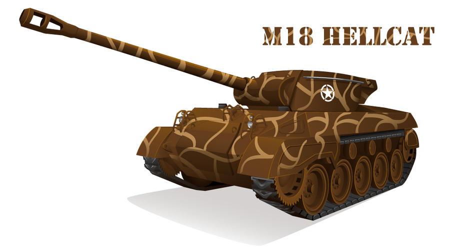 M18 Hellcat by Fresco24