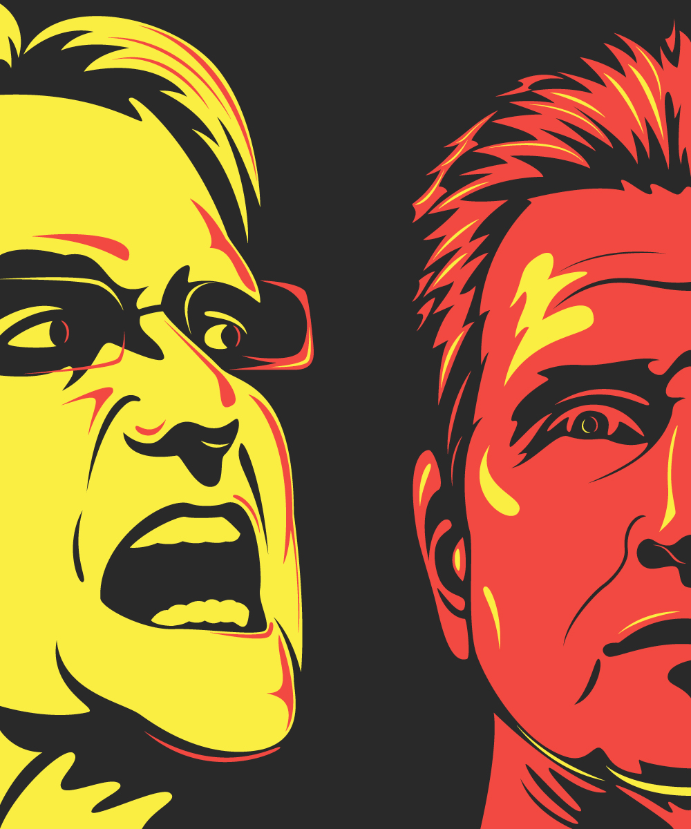 Jurgen vs Jupp by Fresco24