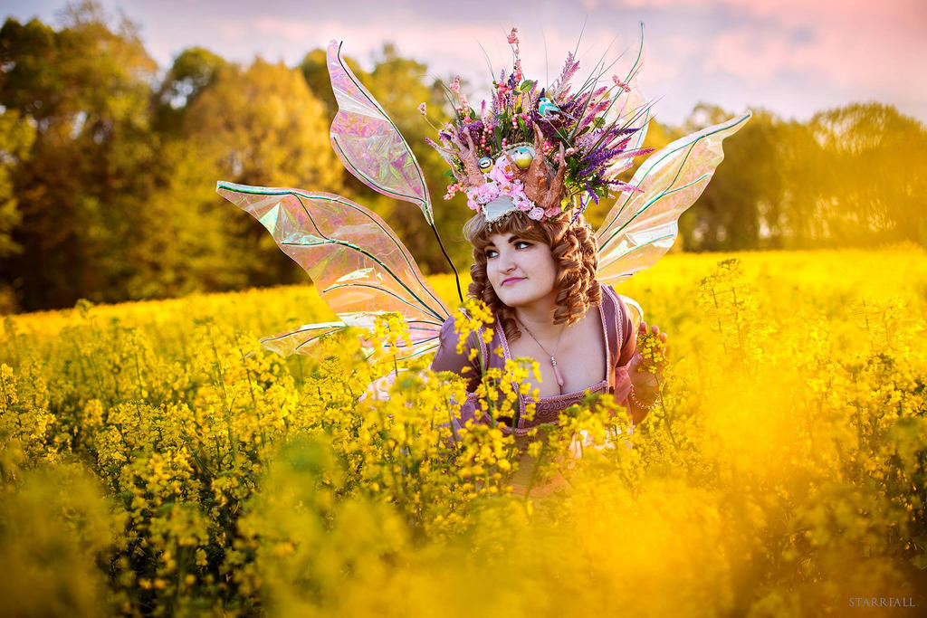 The Fairy of Spring