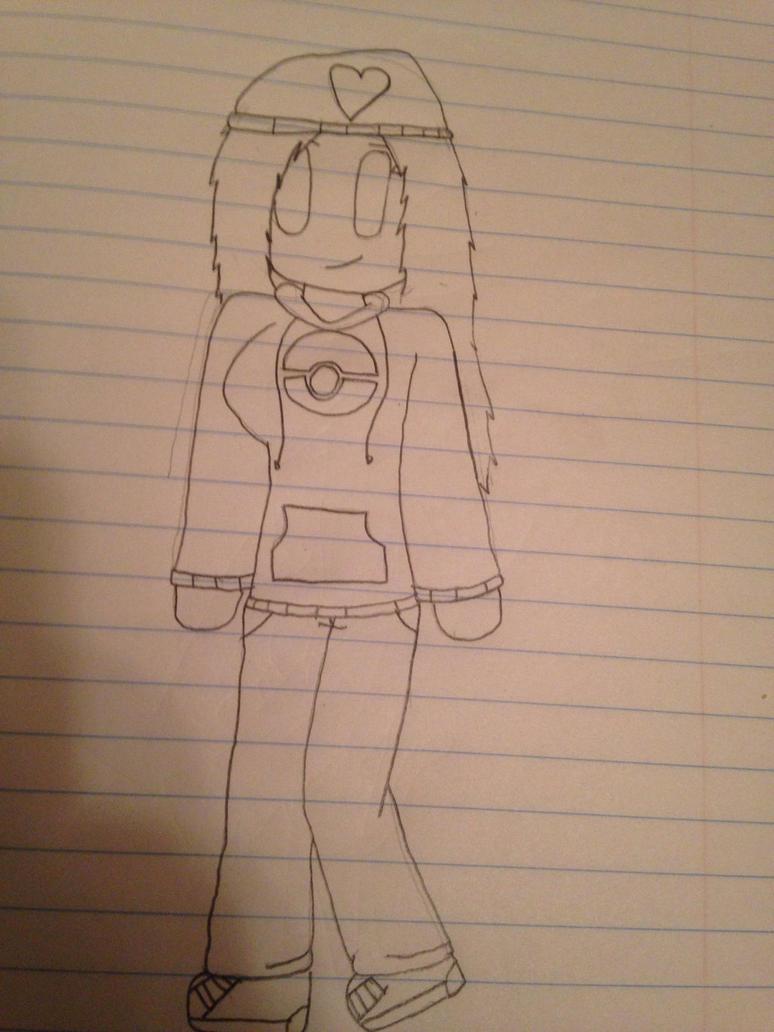 My Pokemon OC-Rachel by ShadAmyfangirl129