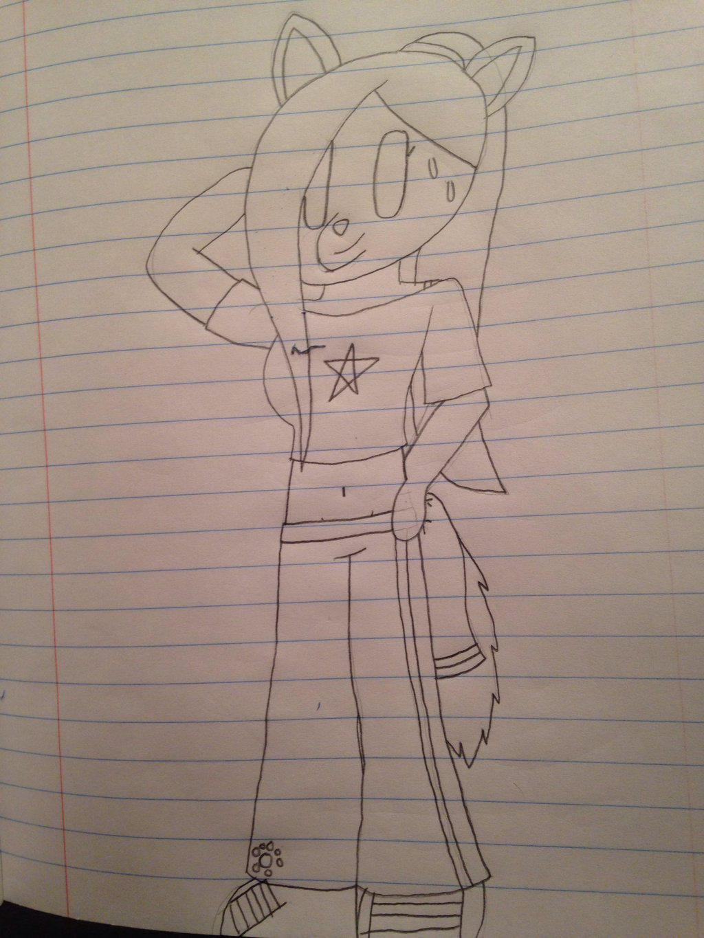Workout Attire-W. I. P. by ShadAmyfangirl129