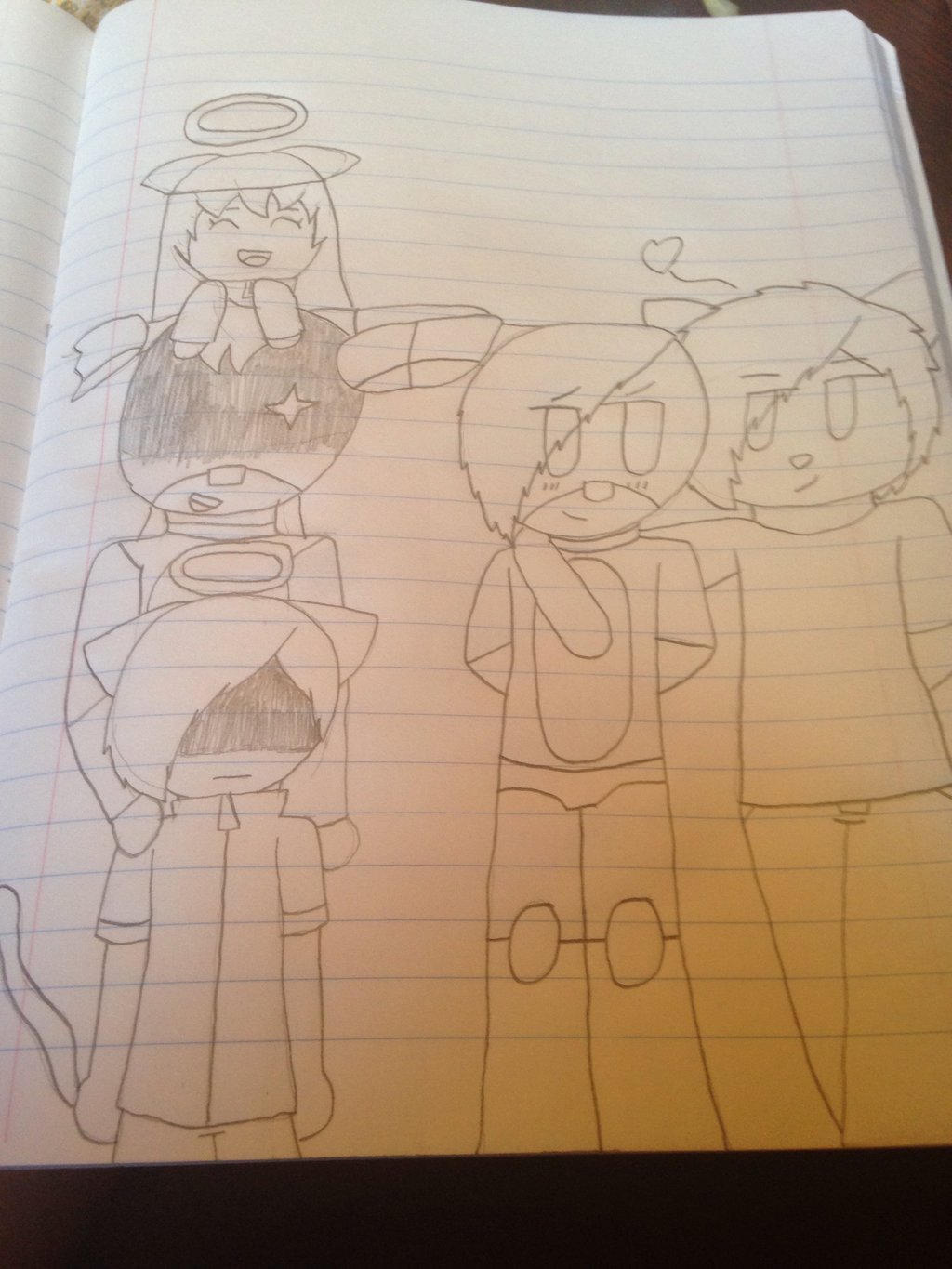 THE PREQUEL contest entry by ShadAmyfangirl129