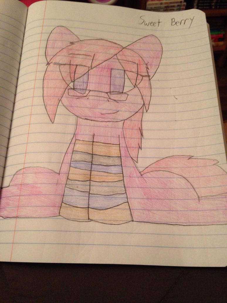 Sweet Berry (MLP OC profile) by ShadAmyfangirl129