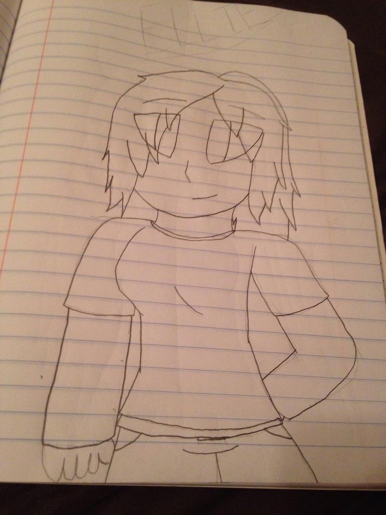 Ellie (Art Trade) by ShadAmyfangirl129