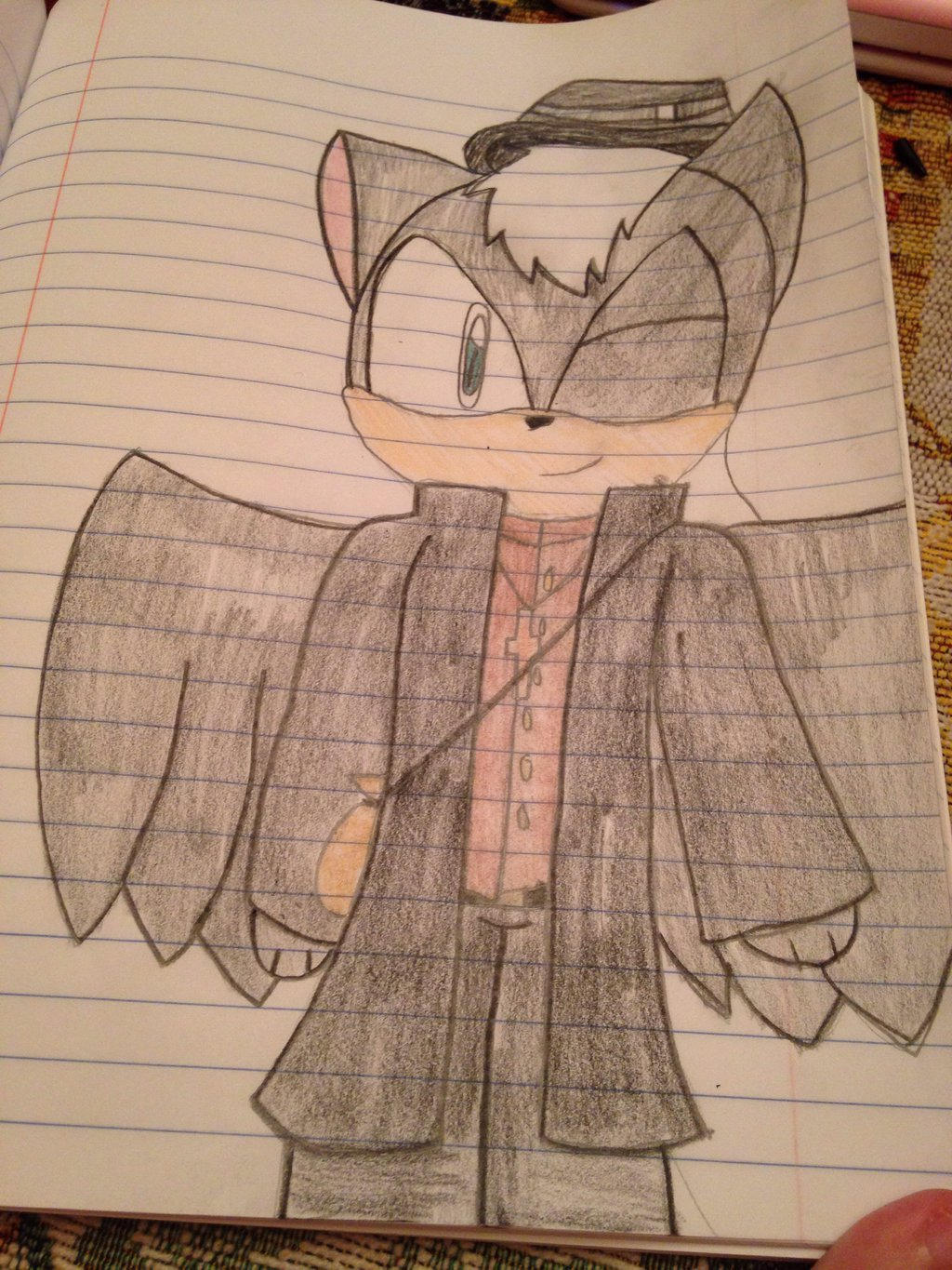 Riley Bat (for xXxXxEMMAxXxXx)  by ShadAmyfangirl129