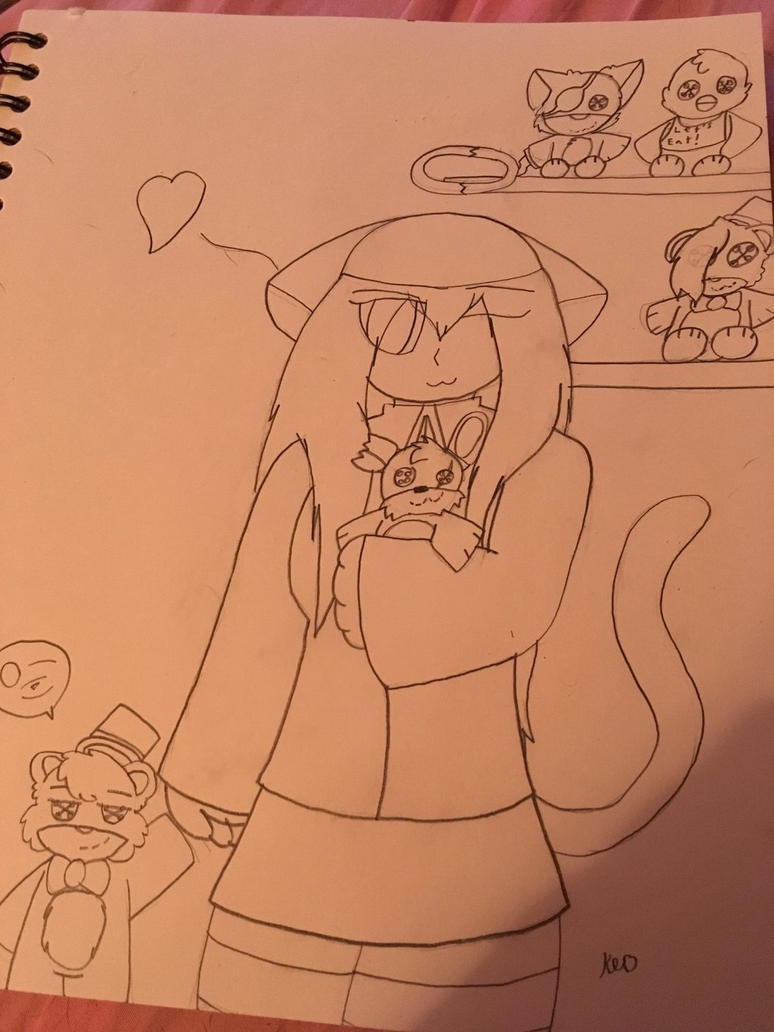 Hikari's Plushies (Art Contest Entry)  by ShadAmyfangirl129