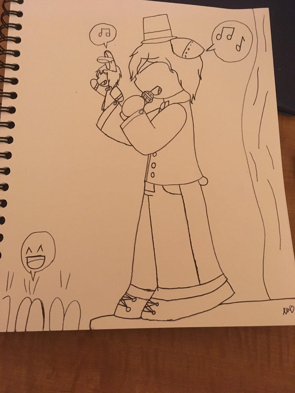 Humanoid Funtime Freddy by ShadAmyfangirl129